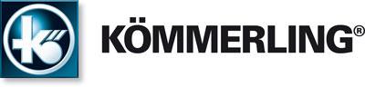 Logo Kömmerling - Menuiserie Mahieu à Ath - fabricant de châssis ALU et Bois à votre service depuis 1960