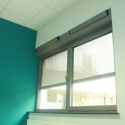 Placement de protections solaires Wilms - Screens extérieurs