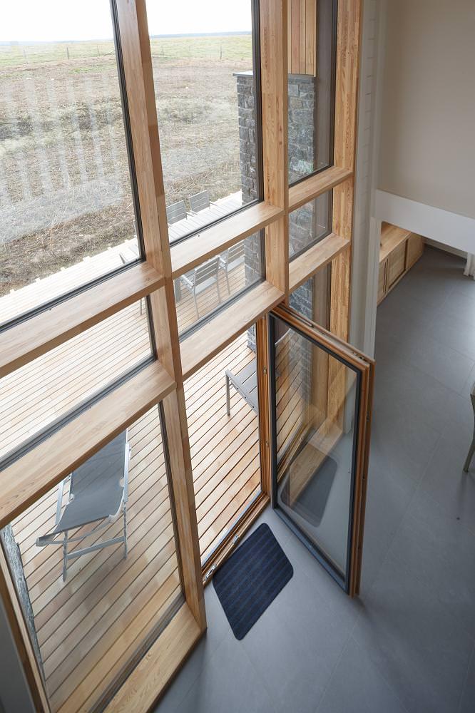 Création et pose de ch u00e2ssis en bois et aluminium # Coefficient Isolation Bois